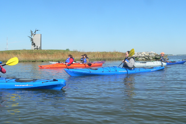 Kayaking – a Great Sport for Fat Ladies