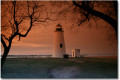 Turkey Point Lighthouse - courtesy of MD Dept. of Natural Resources