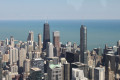 The Windy City - Chicago (as seen from the Sears Tower)