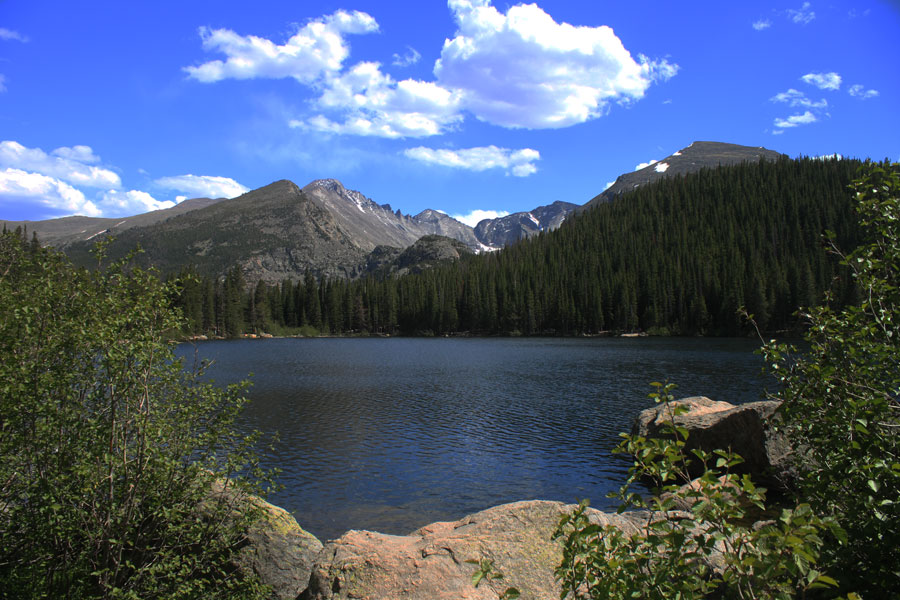 Bear Lake in the Colorado Rocky Mountains – Step into a Higher Existence