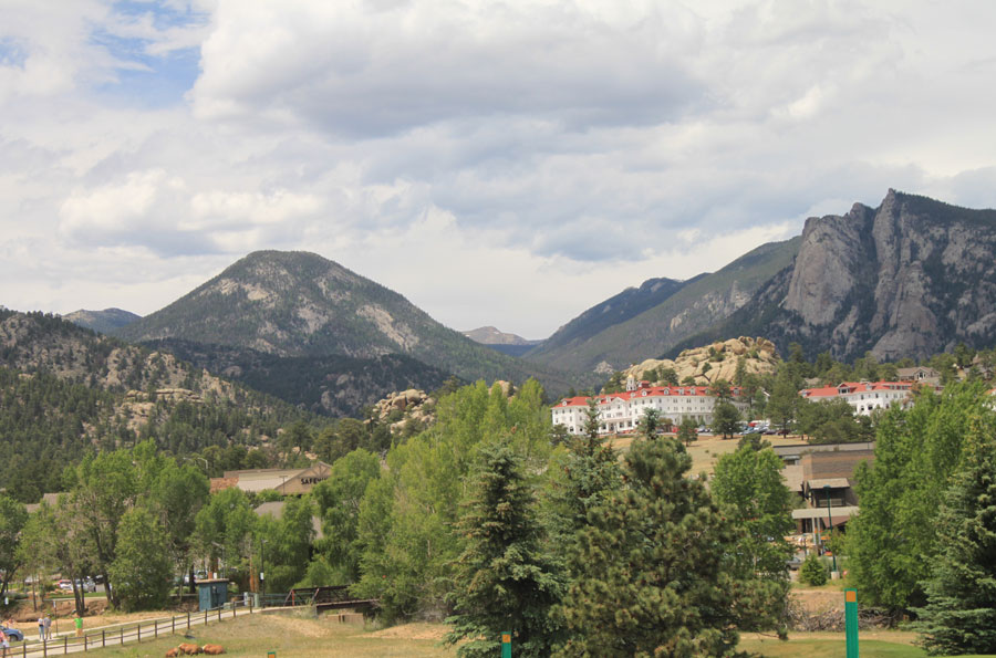 The Stanley Hotel - Estes Park