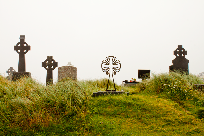 Crosses - Inis Oirr - Aran Islands
