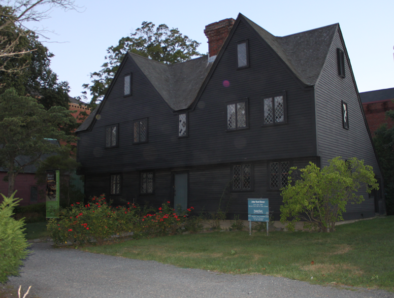John Ward House - Salem