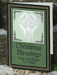 Christmas Blessing Book