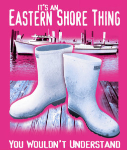 Eastern Shore Thing T-shirt from Crabi Gras in Cambridge, Maryland
