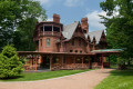 Mark Twain House &#8211; #7 in National Geographics 10 Best Historic Houses