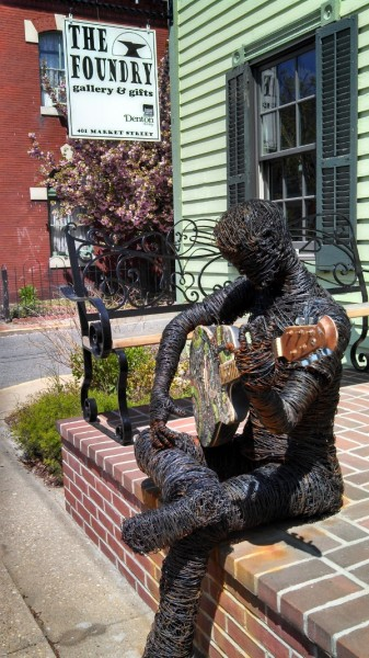 Sculpture - the Foundry in Denton MD