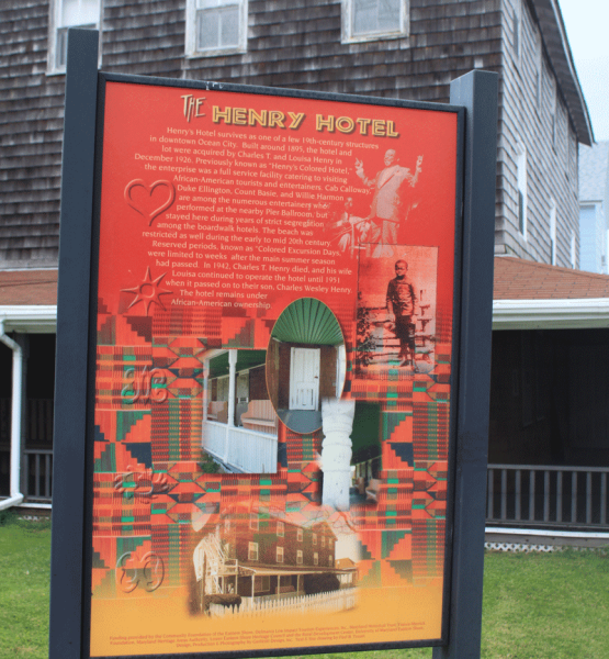 Henry Hotel - African American Heritage