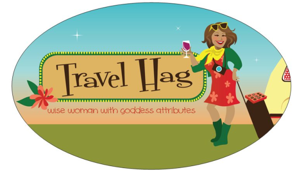travel hag sticker