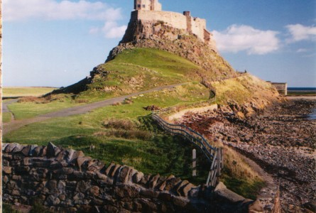 Lindisfarne Castle - Northumbria UK