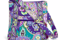 Vera Bradley Hipster Crossbody in Heather