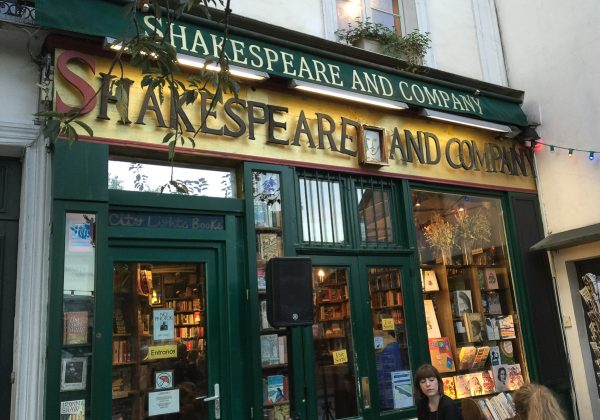 Happy birthday, Sylvia Beach of Shakespeare and Company