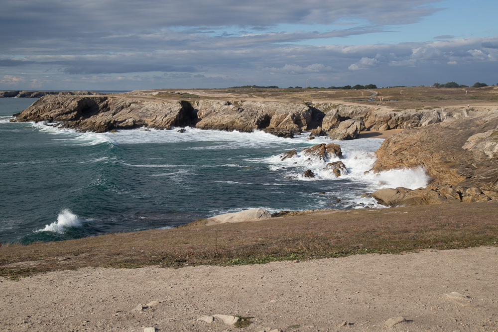 The Côte Sauvage - The Savage Coast - Quiberon Peninsula - Brittany